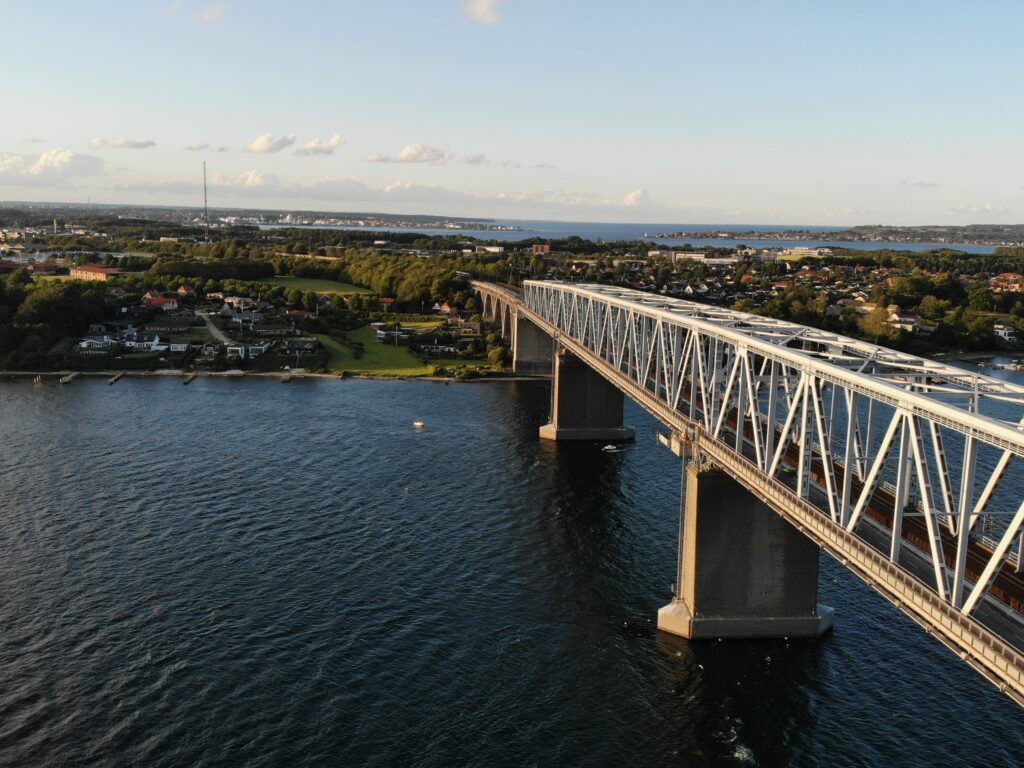 Gl. lille bælts bro